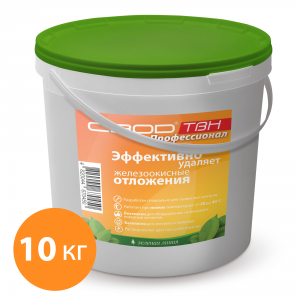 """SVOD-TVN"" Professional for removal of iron oxide deposits, 10 kg"