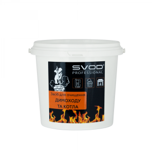 SVOD Professional for cleaning the chimney and boiler, 1 kg